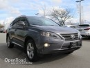 Used 2013 Lexus RX 350 Premium 1 Package for sale in Richmond, BC