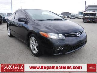 Used 2006 Honda Civic SI 2D Coupe for sale in Calgary, AB
