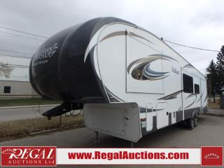 Used 2014 Forest River WILDCAT 344QB FIFTH WHEEL for sale in Calgary, AB