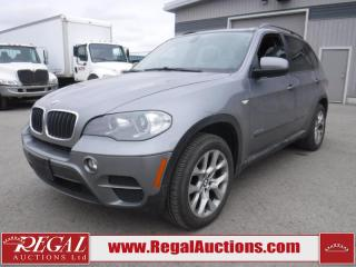 Used 2012 BMW X5 XDRIVE35I 4D Utility AWD for sale in Calgary, AB