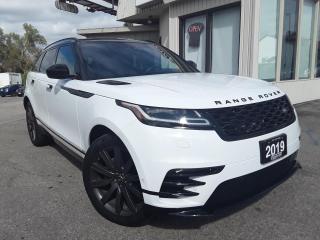 Used 2019 Land Rover Range Rover Velar R-Dynamic SE Diesel - NAV! BACK-UP CAM! DRIVERS ASSIST! BSM! PANO ROOF! for sale in Kitchener, ON