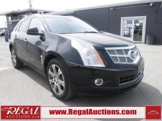 Used 2012 Cadillac SRX 4 4D Utility AWD for sale in Calgary, AB