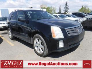 Used 2005 Cadillac SRX 4D Utility V8 AWD for sale in Calgary, AB