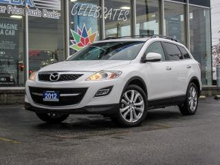 Used 2012 Mazda CX-9 GT AWD/ NAVIGATION/ BLIND SPOT MONITORING/ 2 SET TIRES... for sale in Scarborough, ON