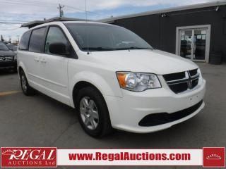 Used 2013 Dodge Grand Caravan SE WAGON for sale in Calgary, AB