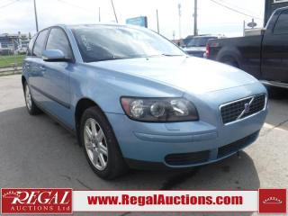 Used 2005 Volvo V50 4D Wagon for sale in Calgary, AB