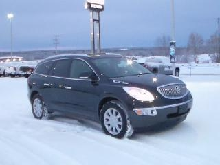 Used 2012 Buick Enclave CXL AWD for sale in Drayton Valley, AB