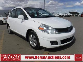 Used 2012 Nissan VERSA S 5D HATCHBACK for sale in Calgary, AB