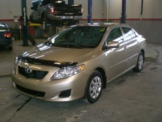 Used 2009 Toyota Corolla CE 4A for sale in Red Deer, AB