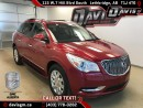 Used 2013 Buick Enclave Premium-AWD, 7 Passenger,Heated/Cooled Leather, Navigation for sale in Lethbridge, AB
