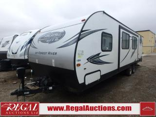 Used 2017 Forest River Salem Cruise Lite 263BHXL Travel Trailer for sale in Calgary, AB