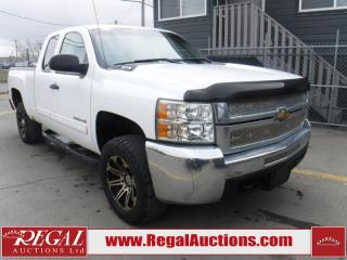 Used 2010 Chevrolet Silverado 2500 4D EXT CAB 4WD for sale in Calgary, AB