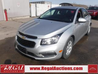 Used 2016 Chevrolet Cruze Limited 2LT 4D Sedan 1.4L for sale in Calgary, AB