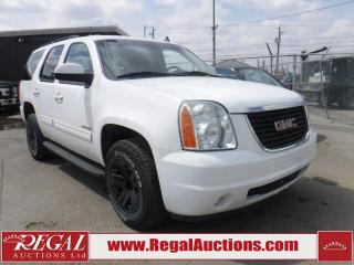 Used 2012 GMC Yukon 4D Utility 4WD for sale in Calgary, AB
