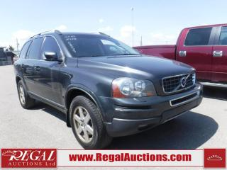Used 2010 Volvo XC90 4D Utility 4WD for sale in Calgary, AB