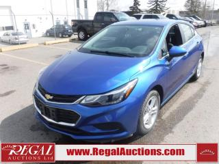 Used 2018 Chevrolet Cruze LT 5D Hatchback 1.4L for sale in Calgary, AB