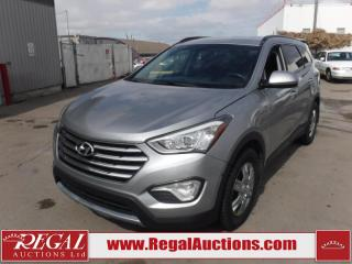 Used 2014 Hyundai Santa Fe XL Premium 4D Utility AWD 7PASS 3.3L for sale in Calgary, AB