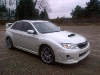 2012 Subaru WRX STi Tech Package