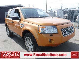 Used 2008 Land Rover LR2 SE 4D Utility AWD for sale in Calgary, AB
