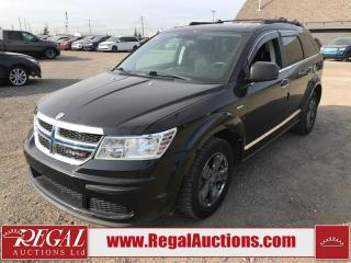 Used 2014 Dodge Journey SE Plus 4D SPORT UTILITY FWD for sale in Calgary, AB