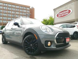 Used 2018 MINI Cooper Clubman NAVI | CAM | PANO | AWD | MINI WARR | 4 NEW SNOW TIRES* | for sale in Scarborough, ON