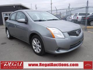 Used 2011 Nissan Sentra Base 4D Sedan AT 2.0L for sale in Calgary, AB