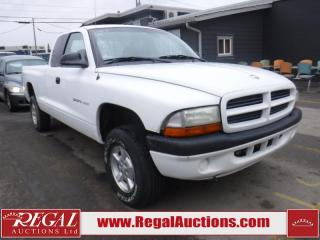 Used 2002 Dodge Dakota Sport 2D Club CAB 4WD for sale in Calgary, AB