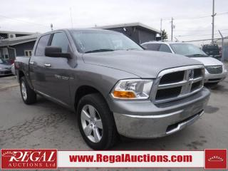 Used 2011 Dodge Ram 1500 4D Crew CAB SWB 4WD for sale in Calgary, AB