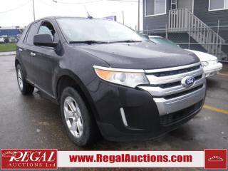 Used 2011 Ford Edge 4D Utility AWD for sale in Calgary, AB