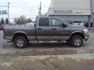 Used 2006 Dodge Ram 2500 Crew Cab SLT for sale in Watrous, SK