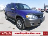 Photo of Blue 2006 Ford Escape