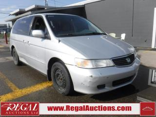 Used 2001 Honda Odyssey LS 4D Wagon for sale in Calgary, AB