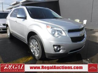 Used 2010 Chevrolet Equinox 4D Utility AWD for sale in Calgary, AB