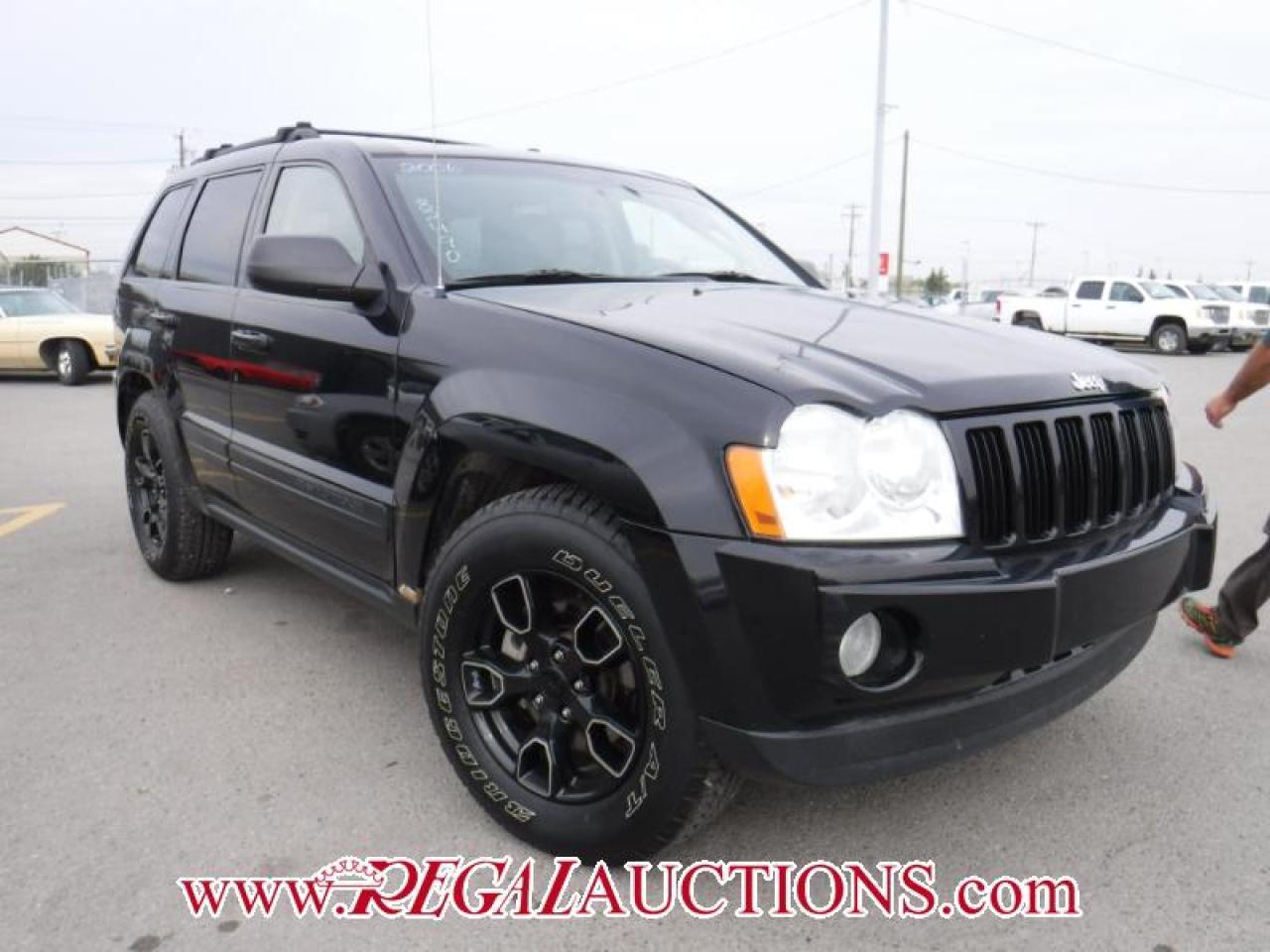 Photo of Black 2006 Jeep Grand Cherokee