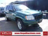 Photo of Green 2000 Jeep Grand Cherokee