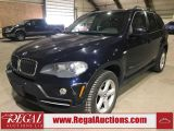 Photo of Blue 2008 BMW X5