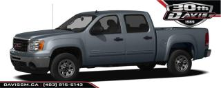 Used 2010 GMC Sierra 1500 SLT for sale in Lethbridge, AB