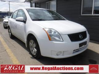 Used 2009 Nissan Sentra 4D Sedan for sale in Calgary, AB