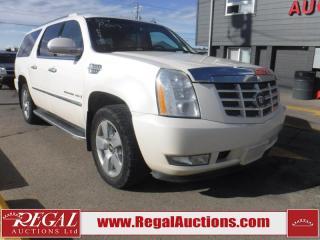 Used 2007 Cadillac Escalade 4D Utlity AWD for sale in Calgary, AB