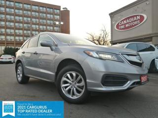 Used 2017 Acura RDX TECH PKG | CLEAN CARFAX |NAVI| CAM |ROOF | 4 NEW SNOW TIRES* for sale in Scarborough, ON