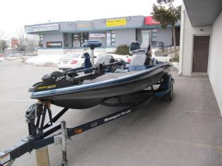 Used 2001 Ranger Bass Boat 518 VX COMMANCHE for sale in Newmarket, ON