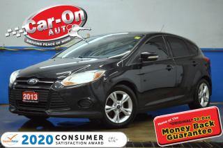 Used 2013 Ford Focus SE HATCH AUTO A/C CRUISE BLUETOOTH ALLOYS for sale in Ottawa, ON