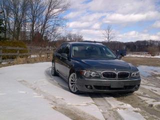 2007 BMW 750Li Long Wheel Base