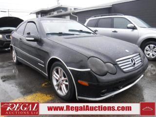 Used 2003 Mercedes-Benz C-Class C230 2D Coupe for sale in Calgary, AB