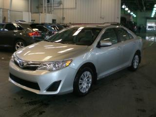 Used 2012 Toyota Camry LE for sale in Red Deer, AB