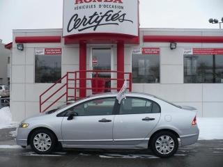 Used 2009 Honda Civic for sale in Laval, QC