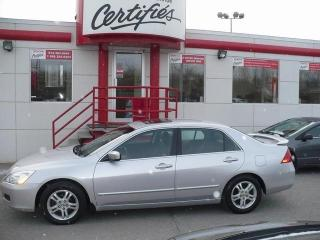Used 2007 Honda Accord for sale in Laval, QC