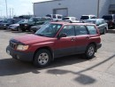 Used 2002 Subaru Forester X for sale in Oakville, ON