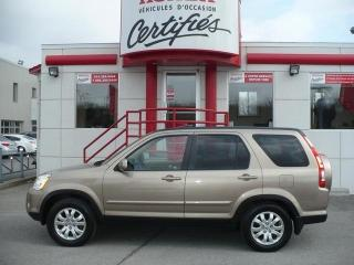 Used 2005 Honda CR-V EX-L for sale in Laval, QC