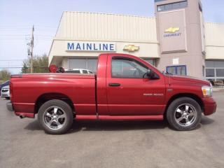 Used 2006 Dodge Ram 1500 REG SLT for sale in Watrous, SK